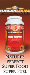 HawaiiMana Non-Denatured Protein Powders